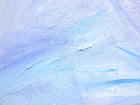 Uneven paint brush Фото со стока