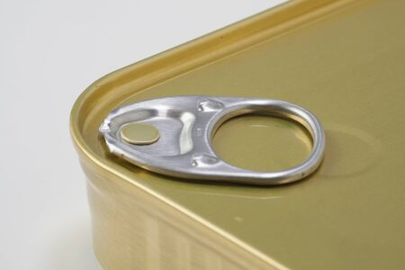 preservative: Pull-top canned Stock Photo