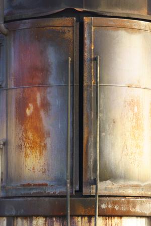 大型焼却炉 写真素材 - 46377283