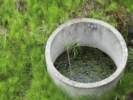 excreta: Field pot of field