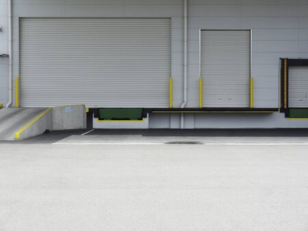 storage: Goods storage warehouse