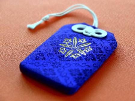 Bolsa Amuleto Foto de archivo - 47097130