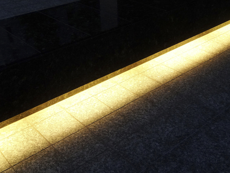 lightup: Footlights for the building of light-up