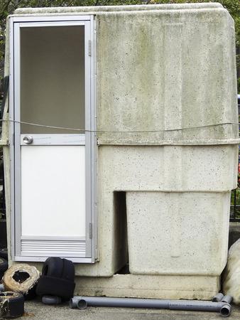 ユニット タイプのバスルーム