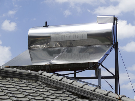 solar thermal: Of solar thermal water heaters