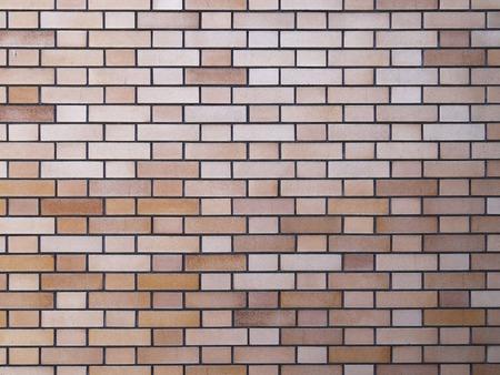 レンガの壁のタイル