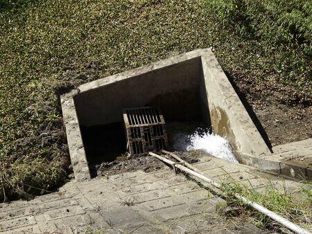 steep: Drainage of steep