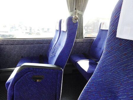 高速バスの座席