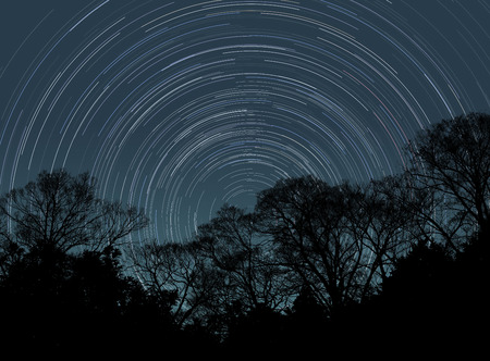 and diurnal: Star of diurnal motion