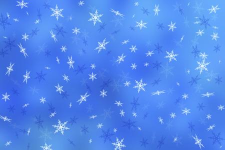 snow crystal: Snow Crystal Stock Photo