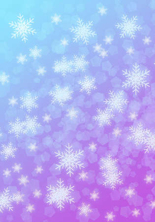 currency glitter: Snow Crystal Stock Photo