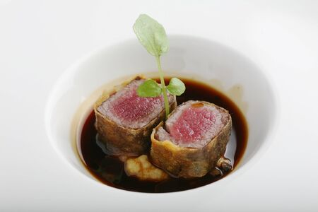 source: Beef fillet Japanese source