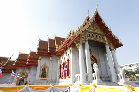 Wat Benchamabophit appearance