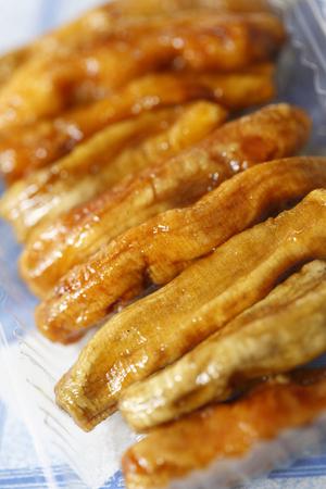baked: Baked banana