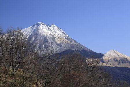 winter scenery: Yufu winter scenery