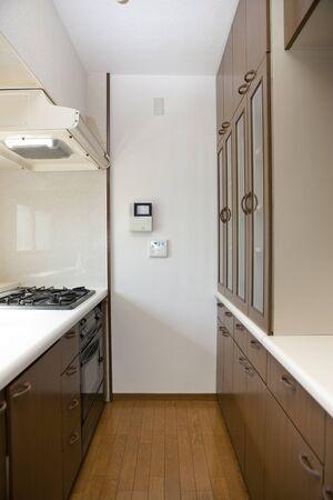 interphone: Kitchen