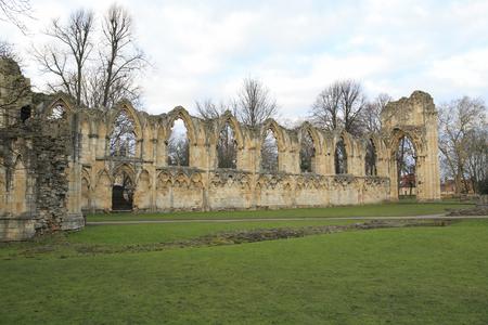 church ruins: St. Mary Church Ruins
