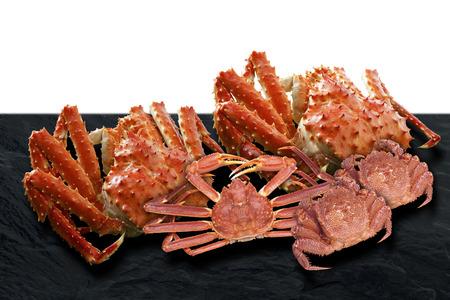 stuff fish: Crab