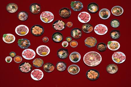 shrinkage: Korea food