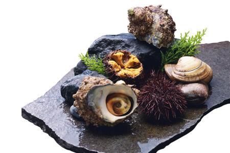 stuff fish: Seafood