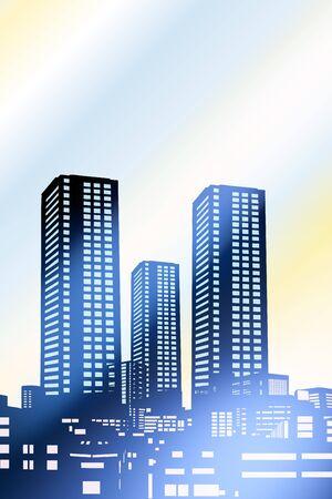 skyscrapers: City of skyscrapers