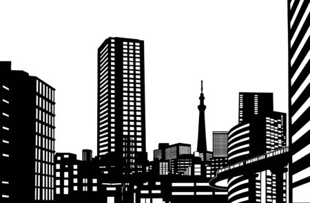 daydreaming: City buildings