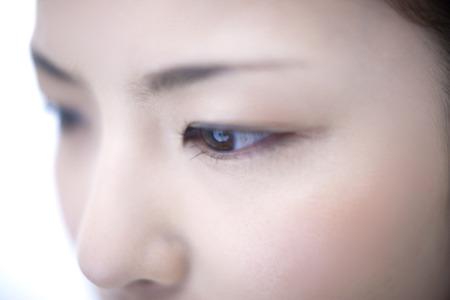 ojos tristes: Ojos tristes de las mujeres