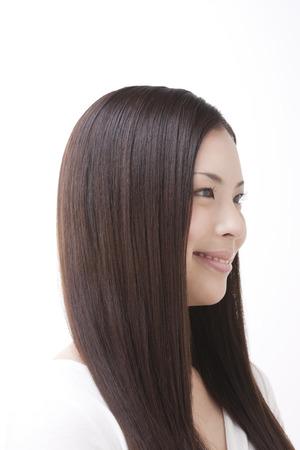 lang haar: Long hair women