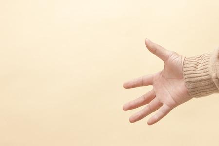 reach out: Men reach out