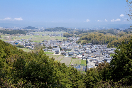 the historical: Asuka Historical Park