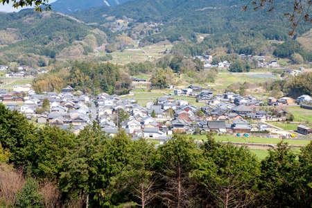 observatory: Amakashioka observatory Stock Photo