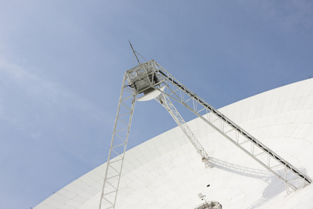 radio telescope: Radio telescope