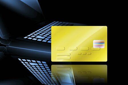 card: Credit card