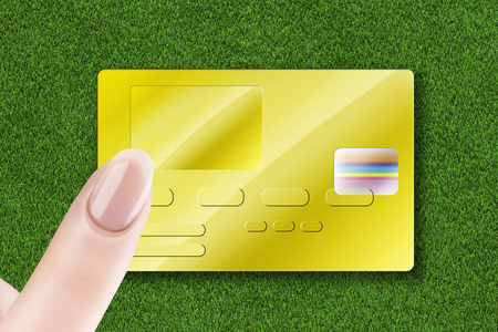 globalism: Credit card
