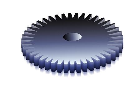 component parts: Gear