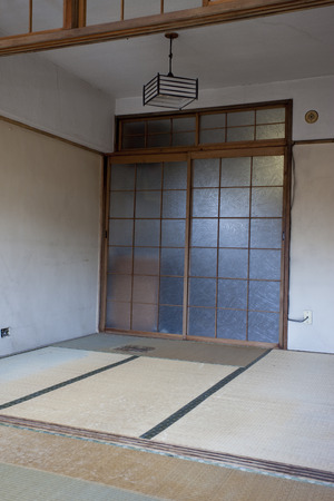 retrospective: Room before renovation