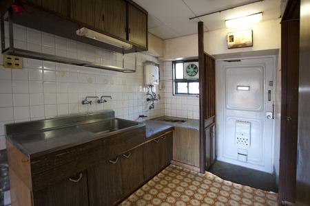 rennovation: Kitchen before renovation