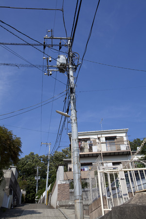 electric wire: Of residential electric wire