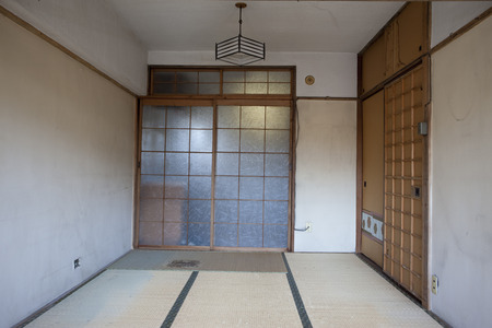 rennovation: Room before renovation