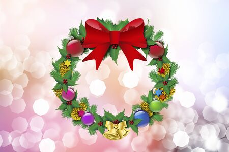 charter: Christmas wreath
