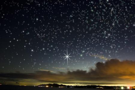 emptiness: Starry sky