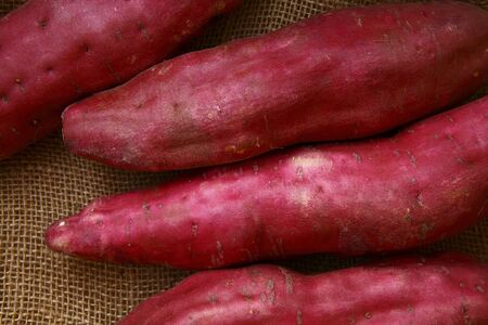 sweet stuff: Sweet potato