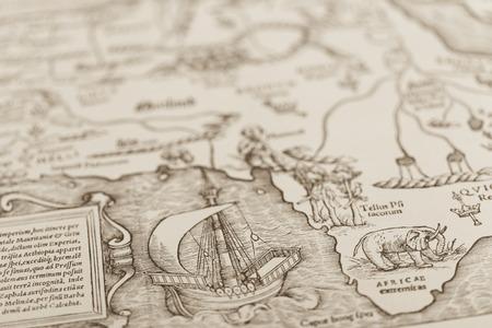 Correspondencia del Viejo Mundo de África