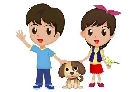 kin: Kids