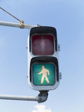 neologism: Pedestrian signals