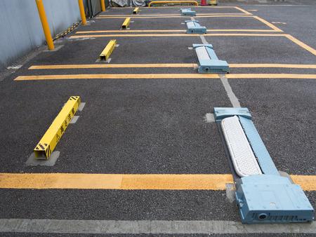 コイン駐車場 写真素材 - 47752095