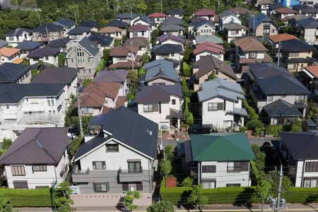 residential: Residential area