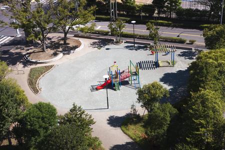 residential: Park residential area