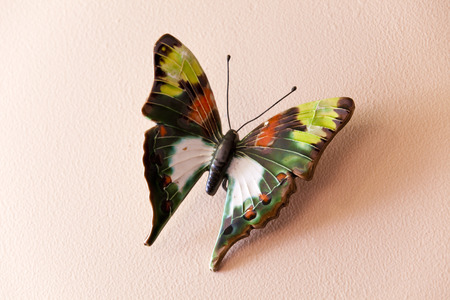 Butterfly antique miscellaneous goods