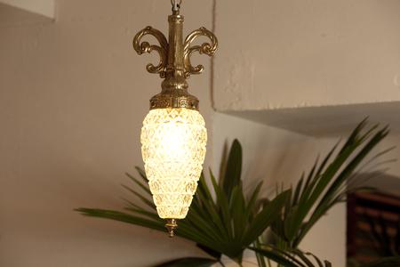 lighting fixtures: Old lighting fixtures